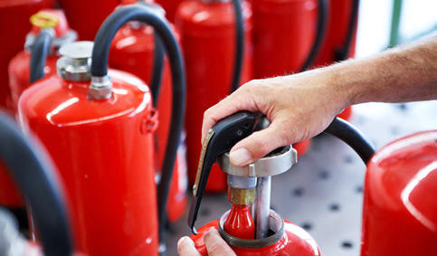 Fire Extinguisher Installation Services